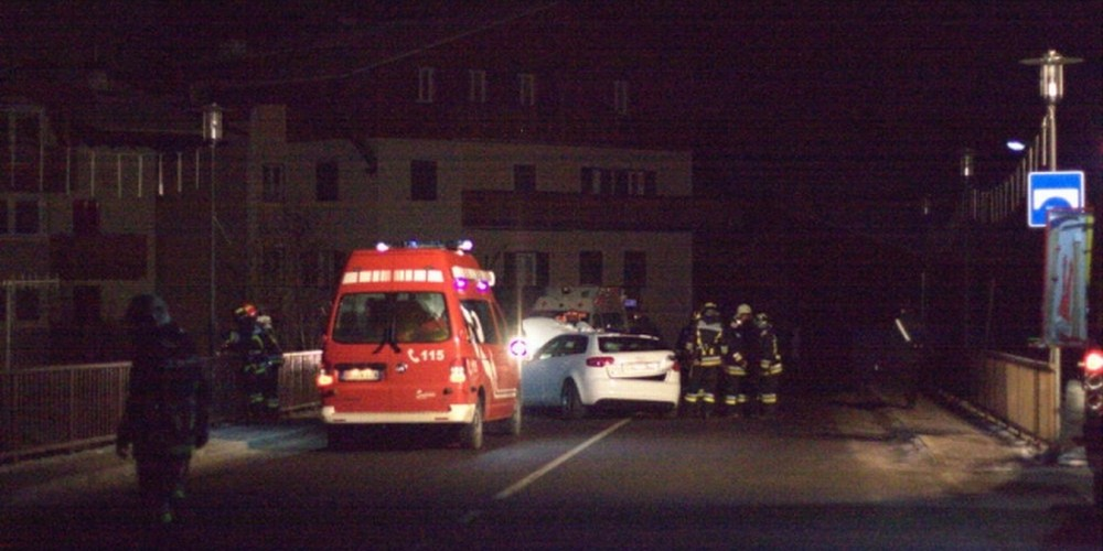 2012 Incidente Stradale II