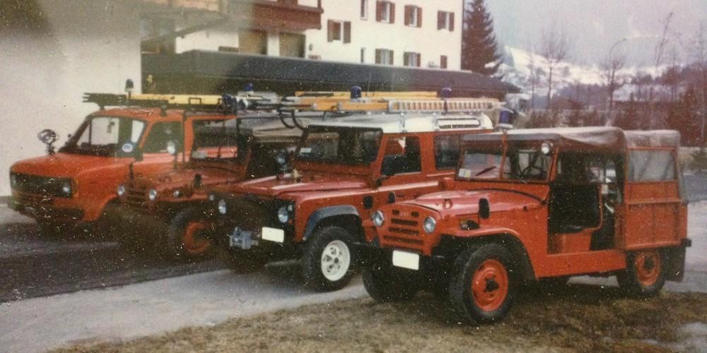 Fiat Campagnola -Diesel-