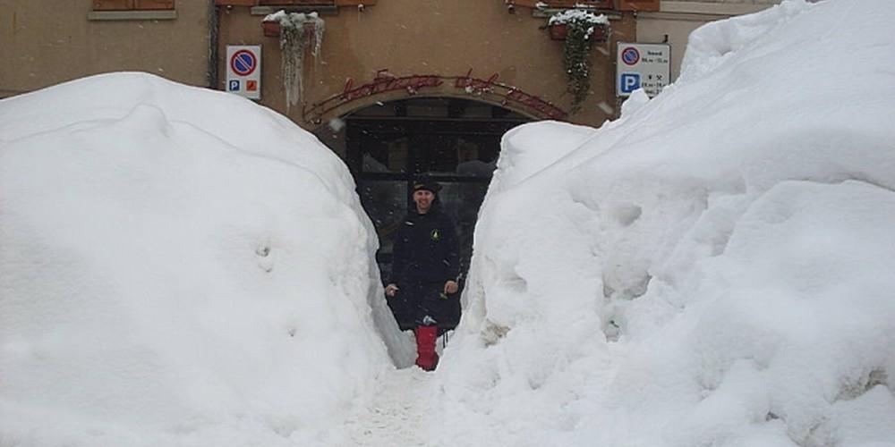 2012 Emergenza Neve