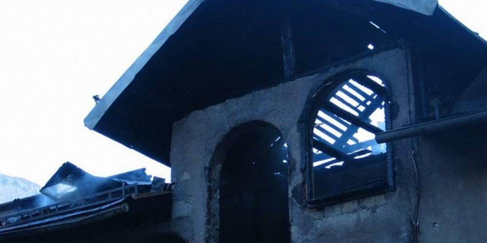 2004 Incendio