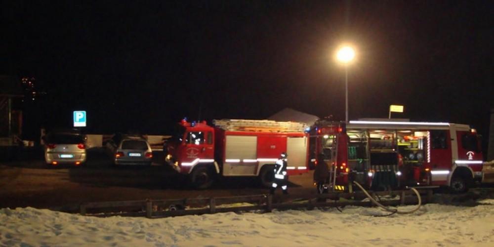 2010 Incendio
