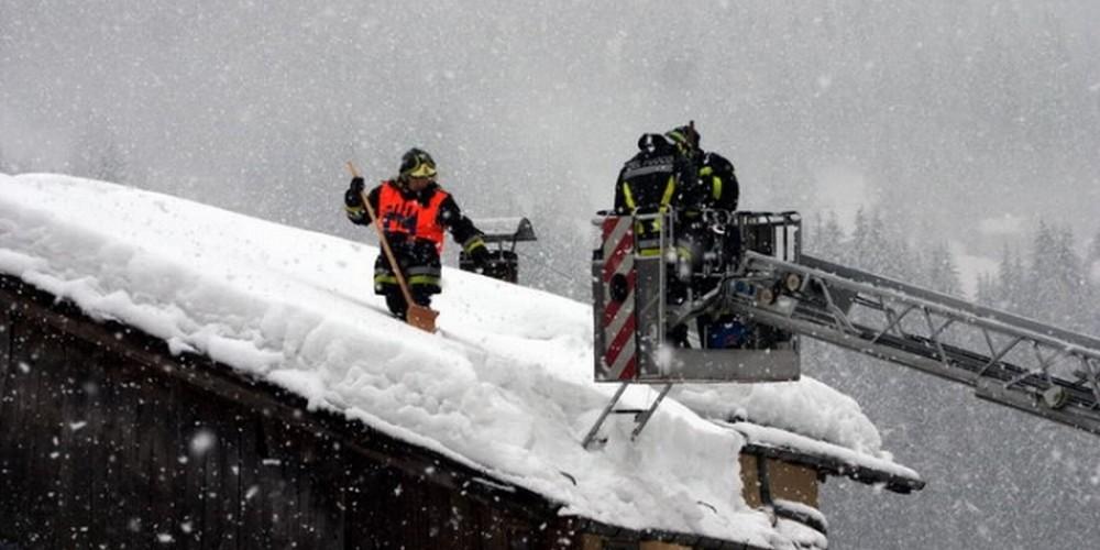 2008 Emergenza Neve