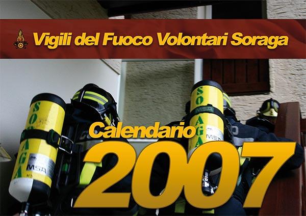 Calendario Vvf.Calendario Vigili Del Fuoco Volontari Soraga